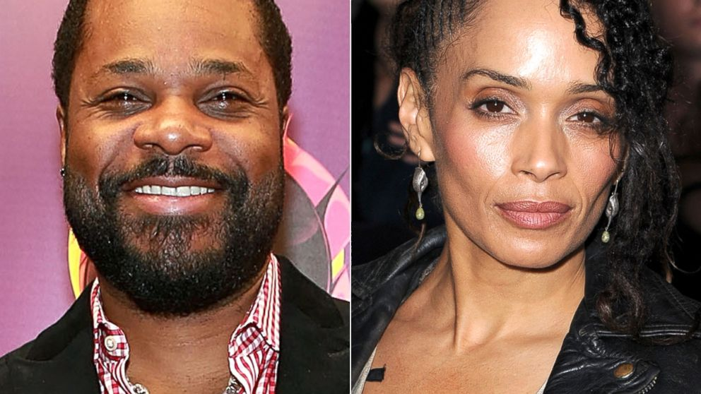 PHOTO: Malcom-Jamal Warner attends Nat Geos The 80s: The Decade That Made Us New York Premiere at Culture Club, April 9, 2013. | Lisa Bonet arrives at the Los Angeles premiere of Divergent at Regency Bruin Theatre, March 18, 2014.