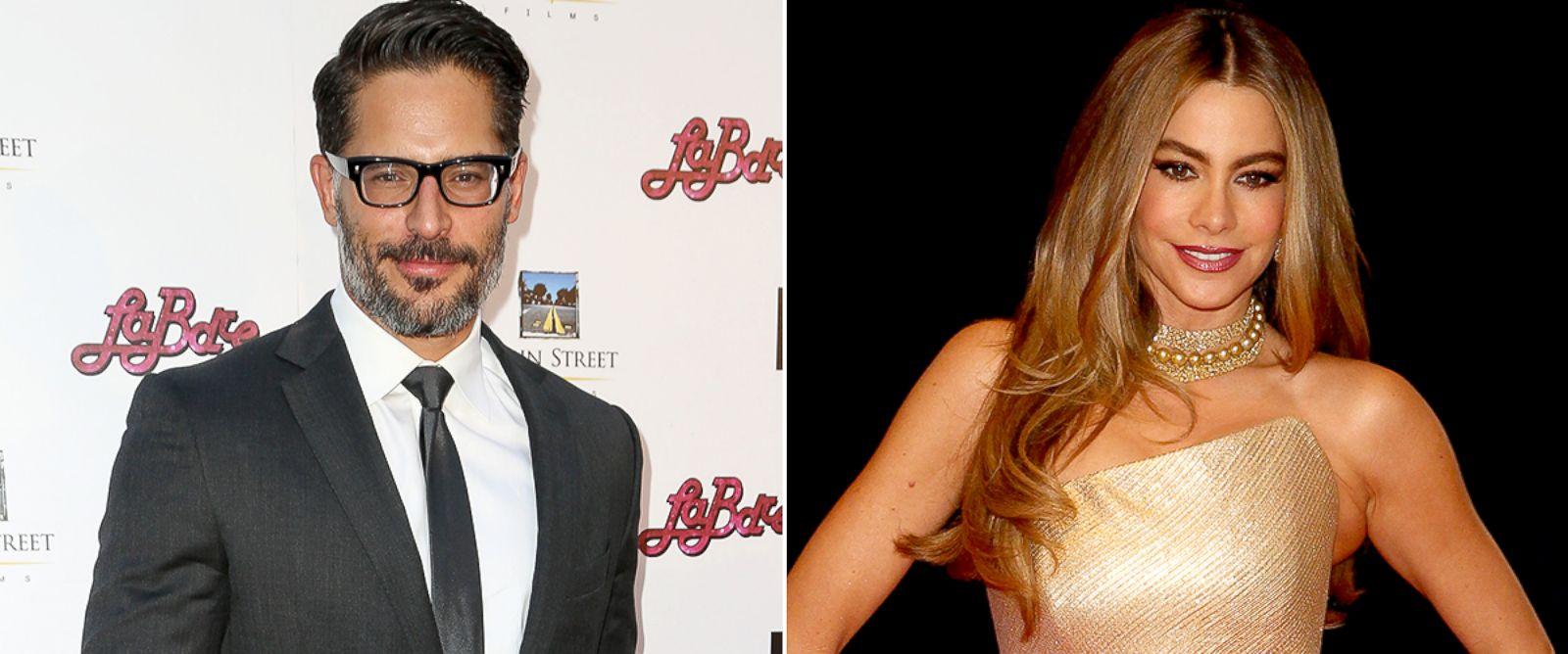 PHOTO: Joe Manganiello and Sofia Vergara confirm relationship.