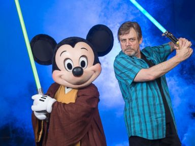 How Mark Hamill Is Preparing for the New 'Star Wars'
