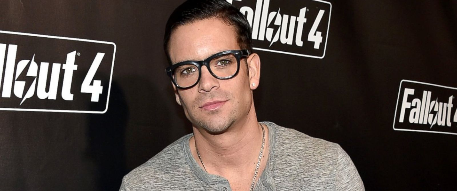 PHOTO: Mark Salling attends the Fallout 4 video game launch event in downtown Los Angeles, Nov. 5, 2015.