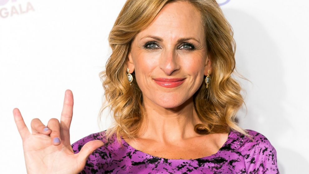 PHOTO: Marlee Matlin attends the 2014 NAD Breakthrough Awards Gala presented by the National Association For the Deaf at Hollywood Roosevelt Hotel, March 13, 2014, in Hollywood, Calif.