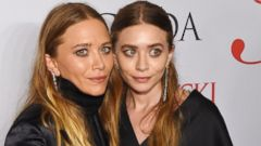Mary-Kate and Ashley Olsen Stun in Black