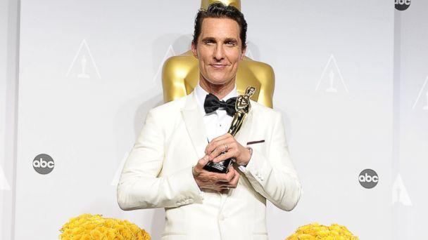 GTY matthew mar 140305 16x9 608 Matthew McConaughey Reveals Rebranding Secrets