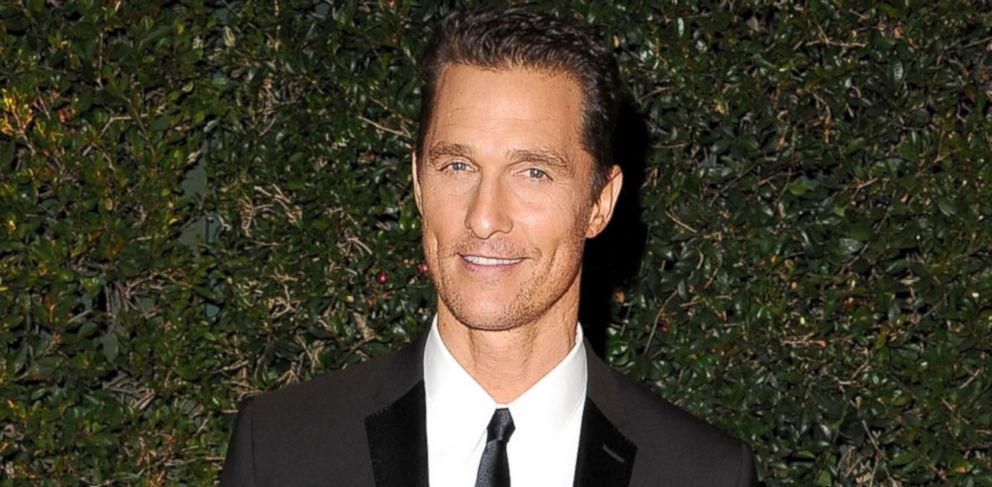 PHOTO: Matthew McConaughey arrives at the The Board Of Governors Of The Academy Of Motion Picture Arts And Sciences Governor Awards at Dolby Theatre, Nov. 16, 2013, in Hollywood, Calif.