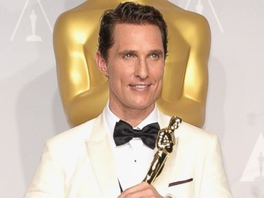 See Oscar Winner Matthew McConaughey's Prom Picture