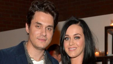 PHOTO: In this file photo, John Mayer, left, and Katy Perry, right, are pictured, Jan. 28, 2014, in Culver City, Calif.