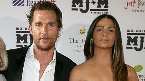 GTY mcconaughey alves family tk 140428 16x9 608 Why Matthew McConaughey May Settle in Austin