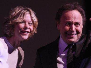 Meg Ryan, Billy Crystal Reunite 25 Years After Harry Met Sally