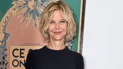 Meg Ryan Goes Classic in Paris