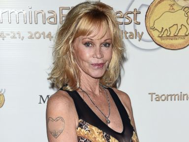 See Melanie Griffith Cover Up Antonio Banderas' Name on Her Heart Tattoo