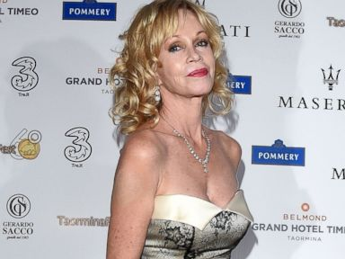 Melanie Griffith Covers Entire Antonio Banderas Tattoo