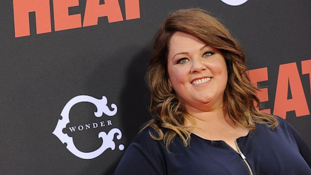 "PHOTO: Melissa McCarthy attends ""The Heat"" New York Premiere at Ziegfeld Theater"