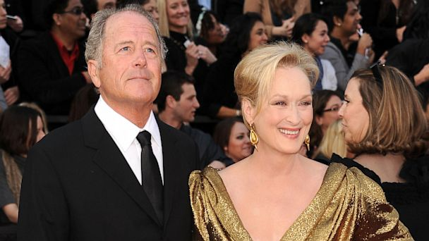 PHOTO: Meryl Streep and husband Don Gummer