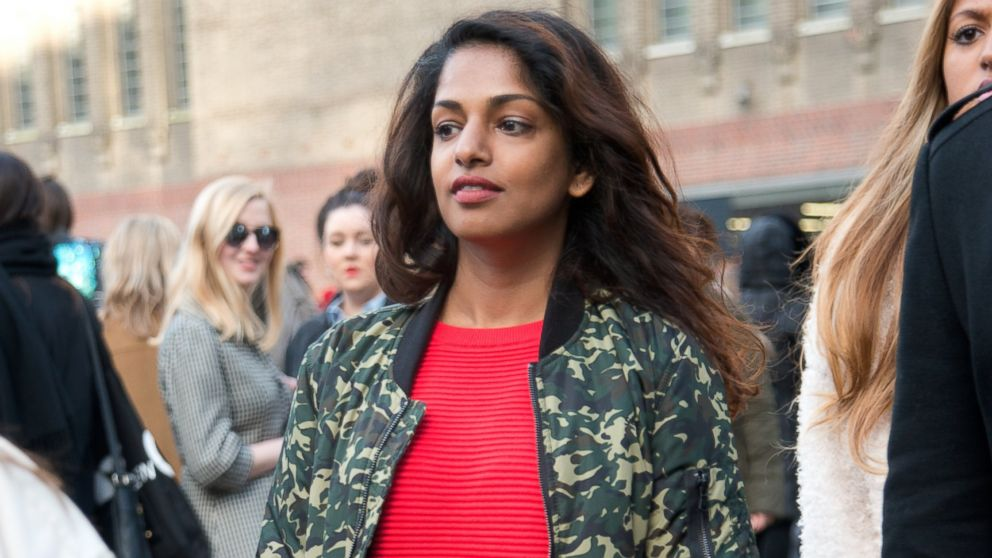 PHOTO: M.I.A. is pictured on Feb. 16, 2014 in London, England.