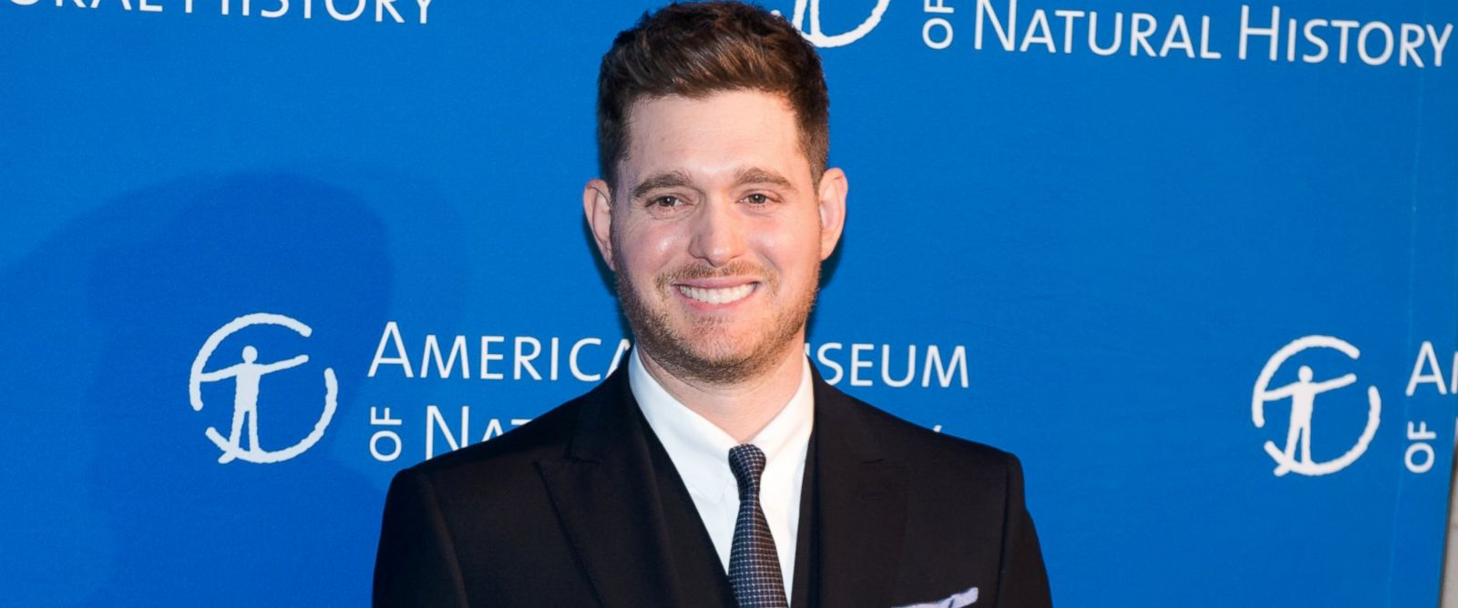 PHOTO: Michael Buble attends the 2015 American Museum of Natural History Museum Gala at American Museum of Natural History, Nov. 19, 2015, in New York City.