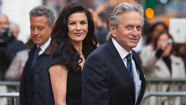 GTY michael douglas 2 zeta jones dm 130828 16x9 608 Michael Douglas: My Wife and I Are Fine