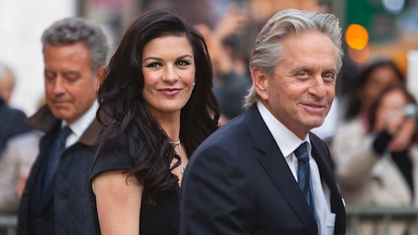 GTY michael douglas catherine zeta jones dm 130828 16x9 608 Michael Douglas and Catherine Zeta Jones Split?