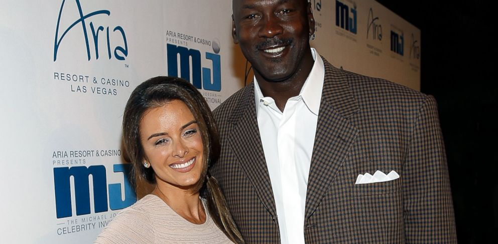 PHOTO: Yvette Prieto and Michael Jordan arrive at the 12th Annual Michael Jordan Celebrity Invitational Gala, April 5, 2013, in Las Vegas.