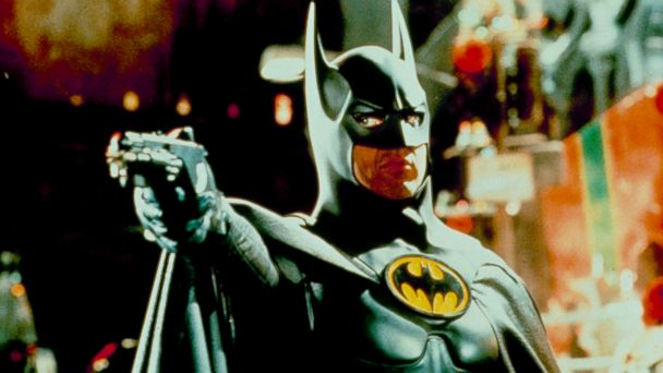 PHOTO: Michael Keaton as Batman.