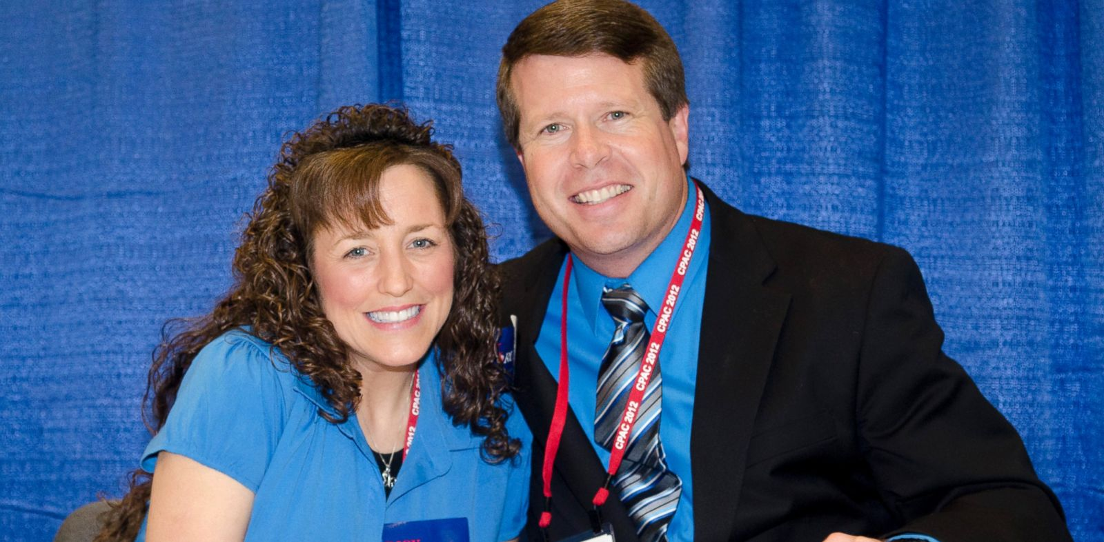 PHOTO: Michelle and JimBob Duggar promote their book A Love That Multiplies during the Conservative Political Action Conference (CPAC), Feb. 10, 2012, in Washington.