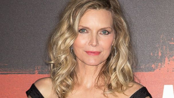 GTY michelle pfeiffer tk 131104 16x9 608 Michelle Pfeiffer Reveals Time in Breatharian Cult