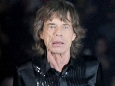 Mick Jagger Travels to LA to Mourn With His Children