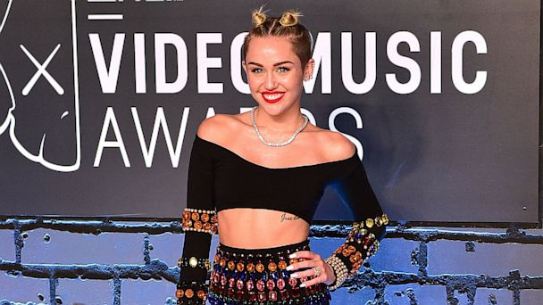 GTY miley cyrus ml 130903 16x9 608 Miley Cyrus on VMAs Twerking: We Made History
