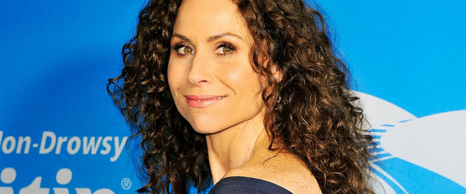 "PHOTO: Actress Minnie Driver attends the ""Red Carpet Trail"" premiere at The Standard Highline, April 3, 2014 in New York."