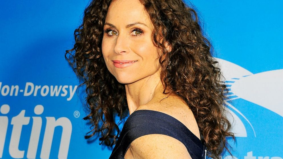 """PHOTO: Actress Minnie Driver attends the """"Red Carpet Trail"""" premiere at The Standard Highline, April 3, 2014 in New York."""