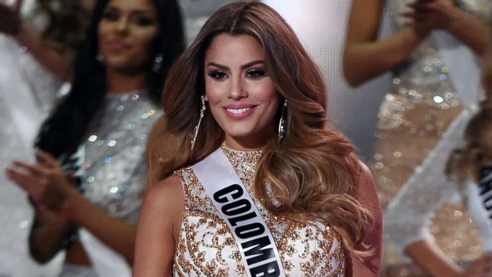 Miss Colombia Ariadna Gutierrez Speaks Out Following Miss