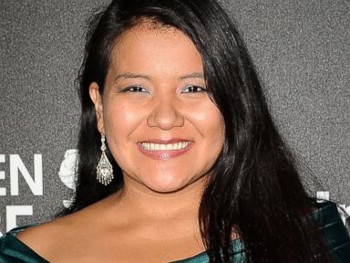 PHOTO: Misty Upham is pictured on Nov. 21, 2013 in West Hollywood, Calif.