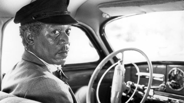 PHOTO: Publicity still of Morgan Freeman in Driving Miss Daisy (1989)