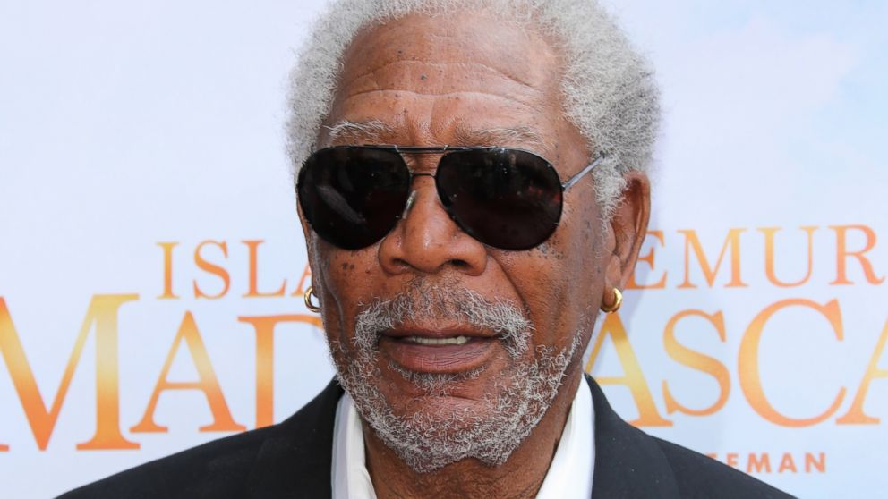 morgan freeman haqqinda