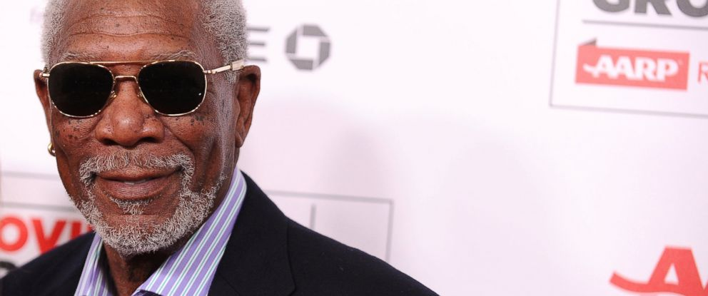 PHOTO: Actor Morgan Freeman attends the 15th annual Movies For Grownups Awards at the Beverly Wilshire Four Seasons Hotel, Feb. 8, 2016, in Beverly Hills, Calif.