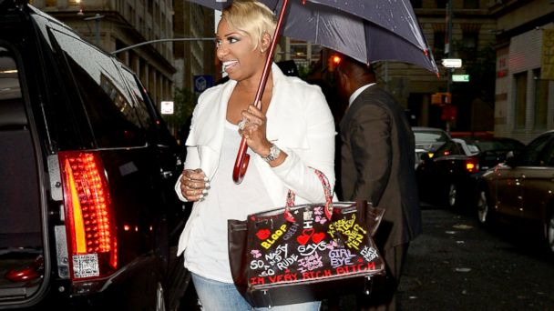 GTY nene leakes jef 140723 16x9 608 NeNe Leakes Blasts Wendy Williams Over Handbag