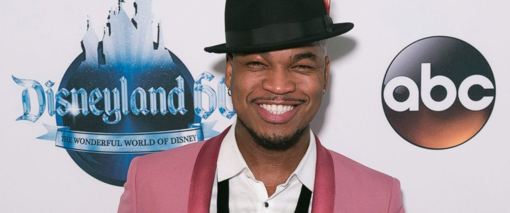 PHOTO: Ne-Yo is seen at Disneyland in Anaheim, Calif., Jan. 29, 2016.