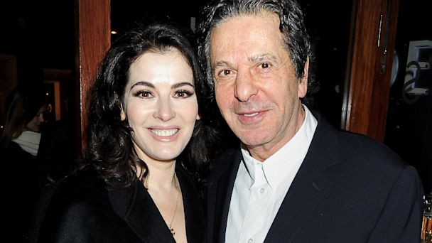 GTY nigella lawson charles saatchi tk 130731 16x9 608 Nigella Lawson and Charles Saatchi: Inside Their 70 Second Divorce