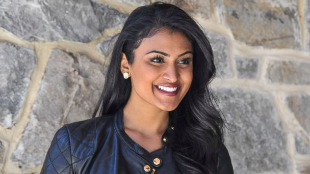 GTY nina davuluri jt 140420 16x9 608 Miss America Asks School to Reverse Suspension for Students Prom Stunt
