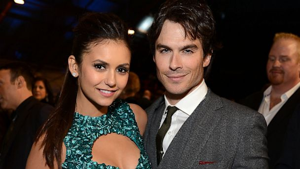 GTY nina dobrev ian somehalder tk 130722 16x9 608 Nina Dobrev, Ian Somerhalder Awkward Moments After Split