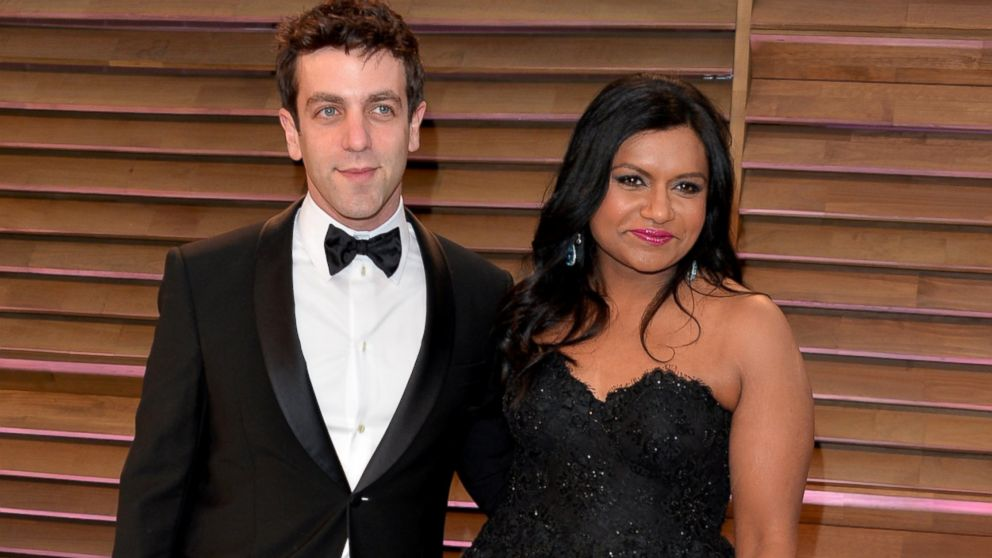 Bj novak mindy kaling dating real life 3
