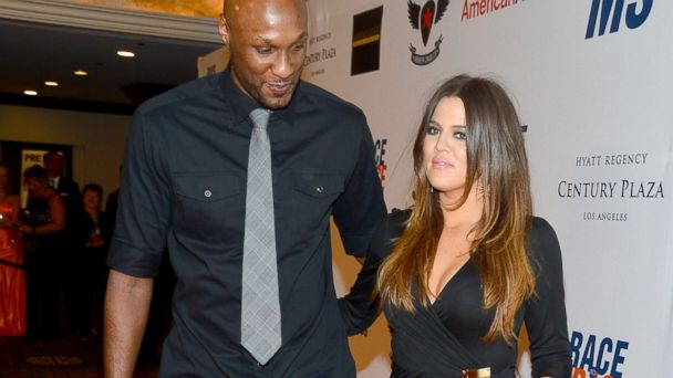 Khloe Kardashian Says Lamar Odom's Troubles Are 'More Than What I Can Control'
