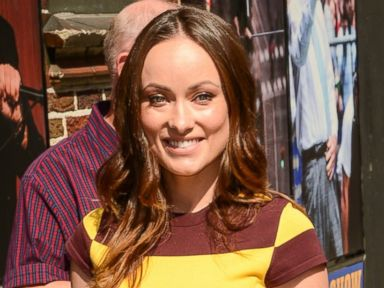 Olivia Wilde Describes Her Hellish First Mother's Day