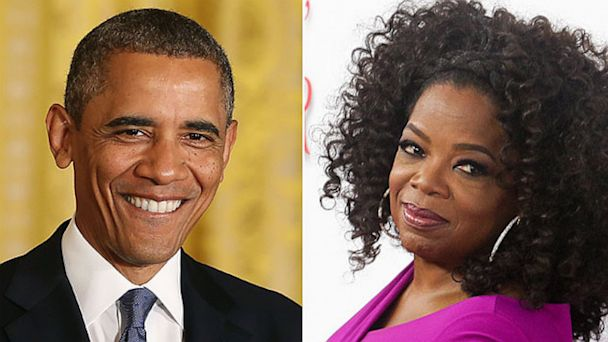 GTY oprah obama lpl 130828 16x9 608 President Obama on The Butler: Oprah, My Girl, She Can Act
