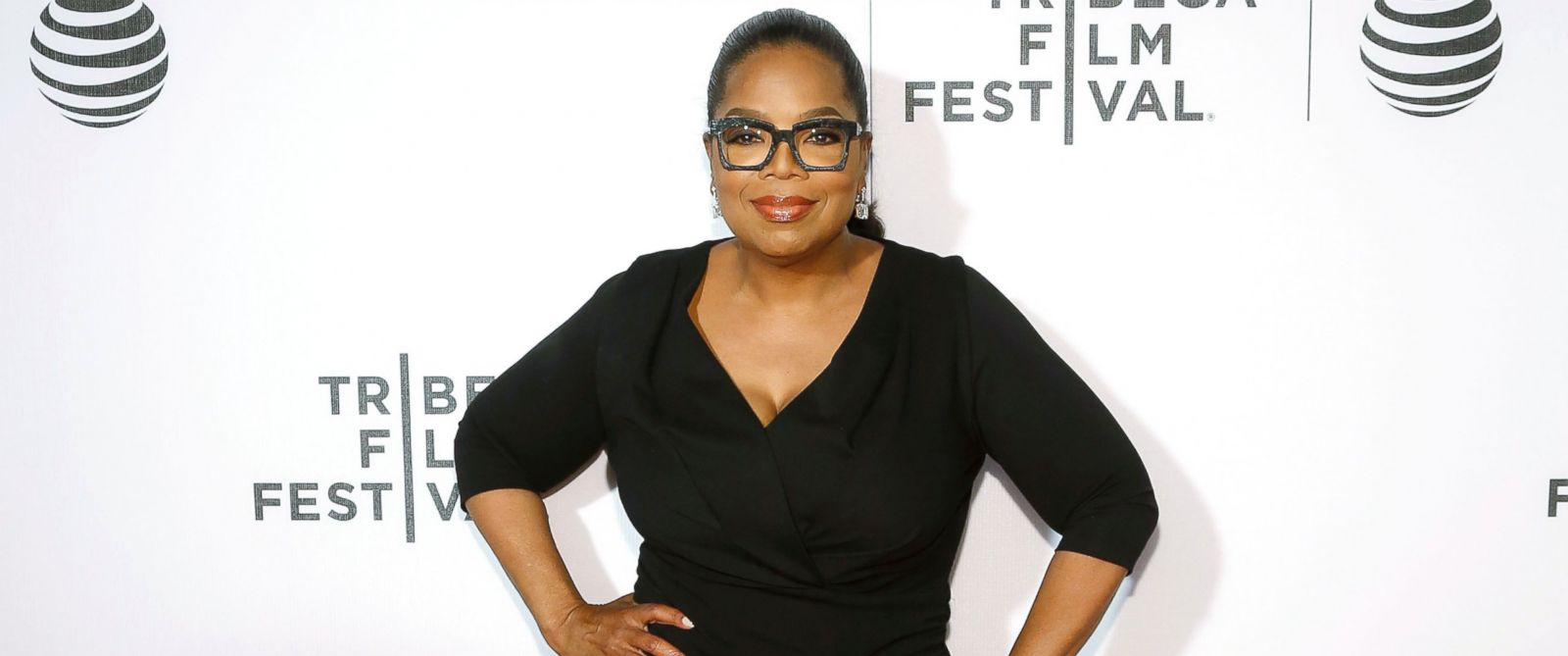 "PHOTO: Oprah Winfrey attends the premiere of ""Greenleaf"" during the 2016 TriBeCa Film Festival, April 20, 2016, in New York."