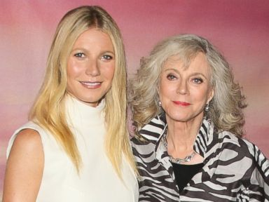 Photos:  Gwyneth Paltrow and Mom Blythe Danner Step Out Together