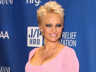 Pamela Anderson: I Was Worried 'Sex With Short Hair' Would Be Weird