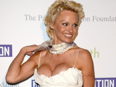 Pamela Anderson Discusses Past Sexual Abuse