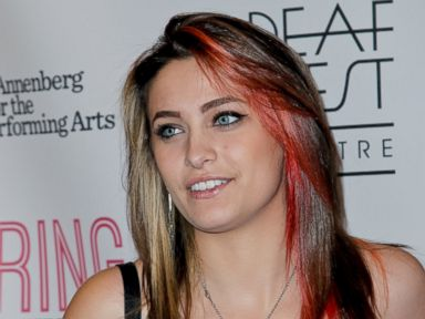 Paris Jackson Shows Off A New Tattoo