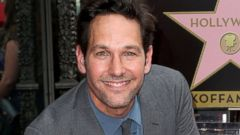 Paul Rudd Is Honored with a Star