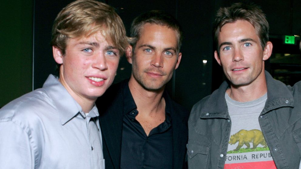 Paul Walkers Brothers to Help Finish Filming Fast and Furious 7.